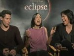 Eclipse: Alex Meraz, Chaske Spencer, Julia Jones Interview