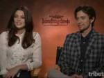 The Twilight Saga: Breaking Dawn – Part 1 – Ashley Greene & Jackson Rathbone Interview