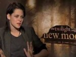 The Twilight Saga New Moon – Kristen Stewart Interview