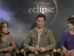 Eclipse: Nikki Reed, Peter Facinelli, Elizabeth Reaser Interview