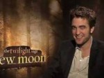 The Twilight Saga New Moon – Robert Pattinson Interview