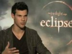 The Twilight Saga Eclipse Interview – Taylor Lautner