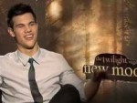 The Twilight Saga New Moon – Taylor Lautner Interview
