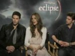 Eclipse: Kellan Lutz, Ashley Greene, Jackson Rathbone Interview