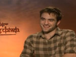 The Twilight Saga: Breaking Dawn – Part 1 – Robert Pattinson Interview