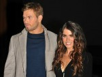 Nikki Reed and Kellan Lutz promotes Breaking Dawn Part 2