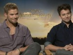 Kellan Lutz & Jackson Rathbone – The Twilight Saga: Breaking Dawn – Part 2 Interview