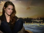 Kristen Stewart – The Twilight Saga: Breaking Dawn – Part 2 Interview